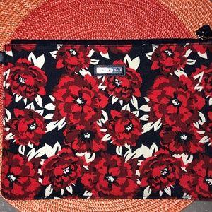 NWOT Tommy Hilfiger floral pouch